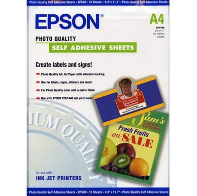 EPSON Carta speciale autoadesiva  Default image
