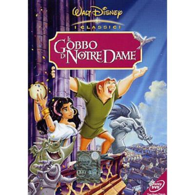 WALT DISNEY Il Gobbo Di Notre Dame  Default image