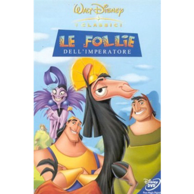 WALT DISNEY Le Follie Dellimperatore  Default image