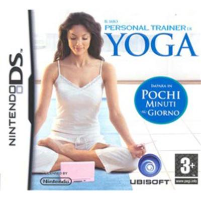 UBI SOFT Il Mio Personal Trainer di Yoga  Default image