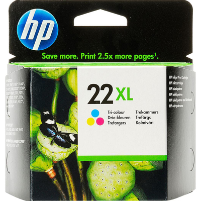 HP 22XL High Yield  Default image