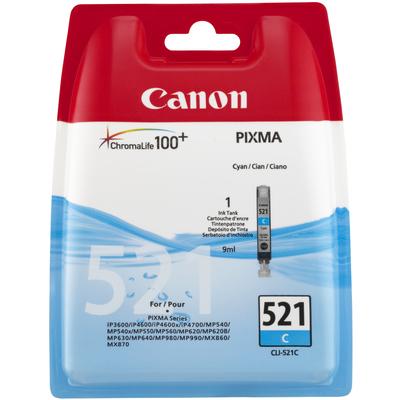 CANON CLI-521 C  Default image