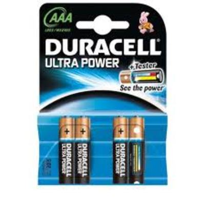 DURACELL AAA2400 CONF.4+4 ULTRA MINISTILO  Default image