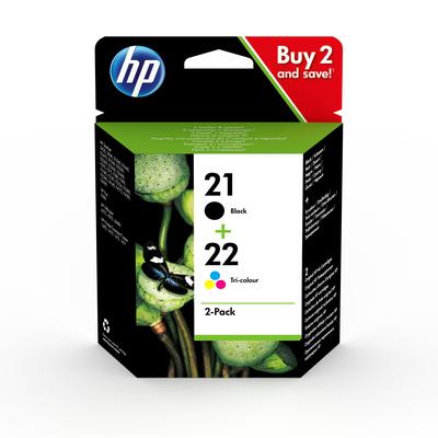 HP 21 / 22  Default image