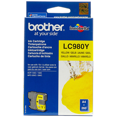 BROTHER LC980Y  Default image