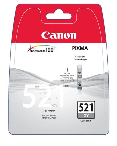 CANON CLI-521GY  Default image