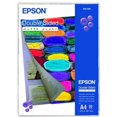 EPSON Double-Sided Matte Paper  Default image
