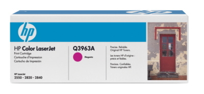 HP Q3963A - TONER  Q3963A, MAGENTA  Default image