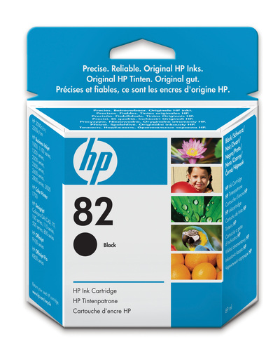 HP CH565A - INK  82, NERO  Default image