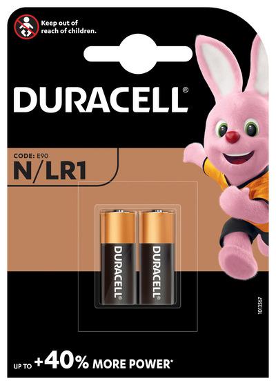 DURACELL MN9100B2 BATTERIA CONF.2PZ   Default image