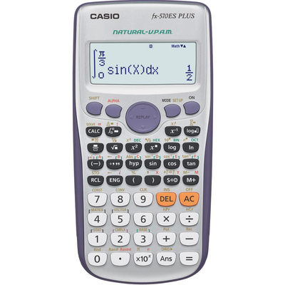 CASIO FX-570ES Plus  Default image
