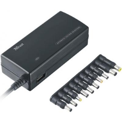 TRUST 16891-120W PLUG&GO LAPTOP & PHONE CHARGER  Default image