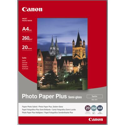 CANON Plus Semi-gloss (SG-201)  Default image