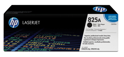 HP CB390A - CARTUCCIA DI STAMPA  LASERJET, NERO 825  Default image