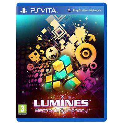 UBI SOFT Lumines: Electronic Symphony  Default image