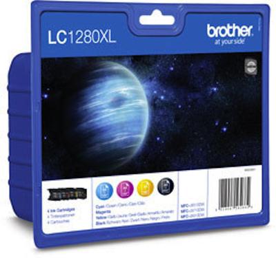 BROTHER LC1280XLVALBP    CARTUCCIA  Default image