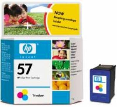 HP CARTUCCIA INK TRICROMIA  N.57  Default image