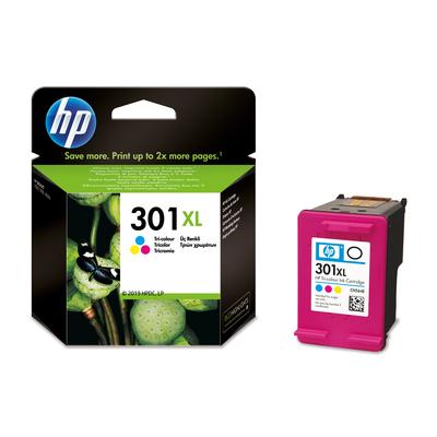 HP CARTUCCIA COLORE  301 XL COLORI  Default image