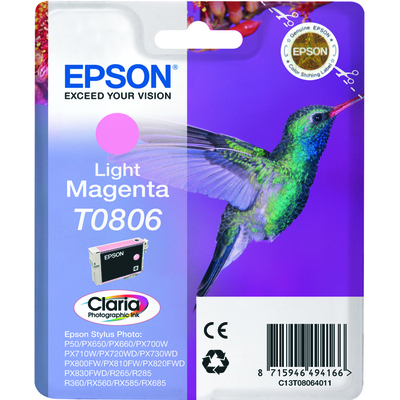 EPSON T0806 Colibrì  Default image