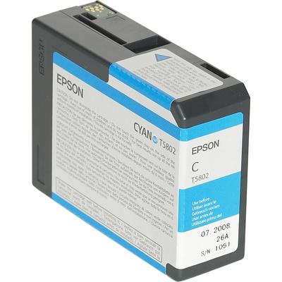 EPSON C13T580200 TANICA CIANO 80ML  Default image