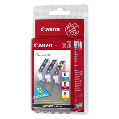 CANON CLI-8 C/M/Y  Default image