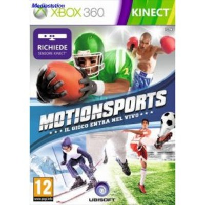 UBI SOFT Motion Sports Kinect Classics  Default image