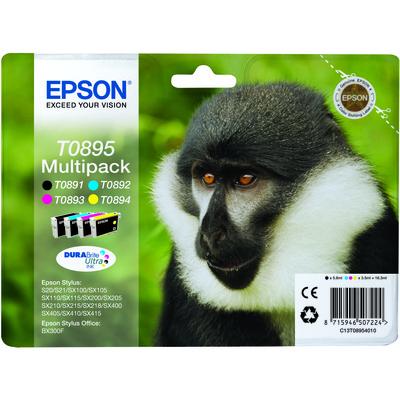 EPSON T0895 Scimmia  Default image