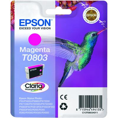 EPSON T0803 Colibrì  Default image