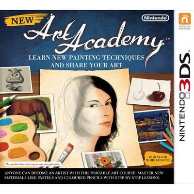 NINTENDO New Art Academy  Default image