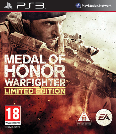 ELECTRONIC ARTS Medal Of Honor Warfighter Limited Edition  Default image