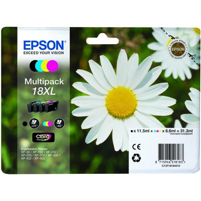 EPSON 18XL Margherita  Default image