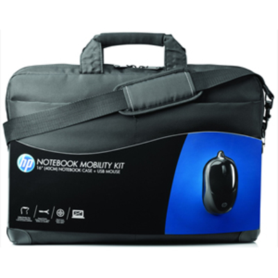 "HP HP Notebook Mobility Kit - 40 cm (16"")  Default image"