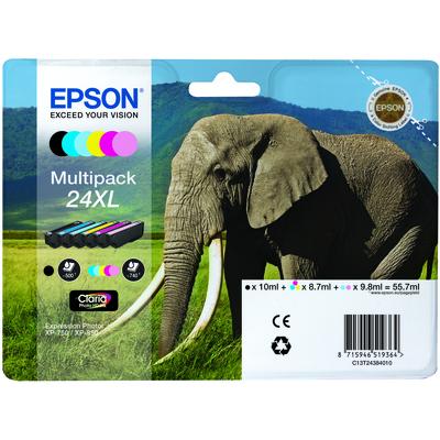 EPSON 24XL Elefante  Default image