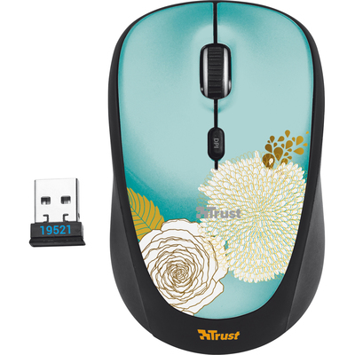 TRUST 19521 - Yvi Wireless Mouse  Default image