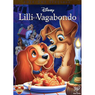 WALT DISNEY Lilli e il Vagabondo (Edizione Speciale)  Default image