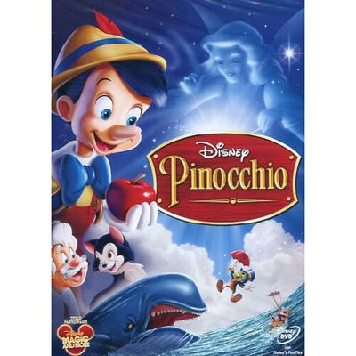WALT DISNEY Pinocchio  Default image