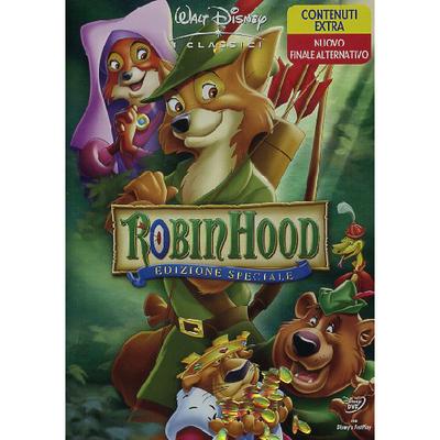 WALT DISNEY Robin Hood (Edizione Speciale)  Default image
