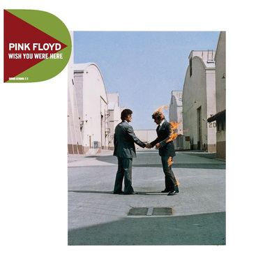 WARNER BROS Pink Floyd: Wish You Were Here (Remastered 2011)  Default image