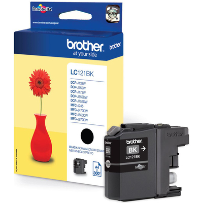 BROTHER LC121BK  Default image