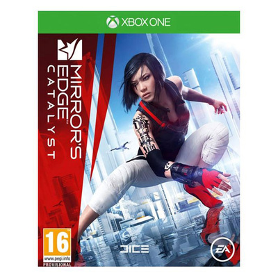 ELECTRONIC ARTS Mirrors Edge Catalyst  Default image