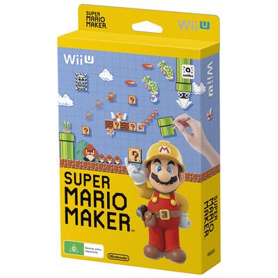 NINTENDO Super Mario Maker Standard Edition Pack  Default image
