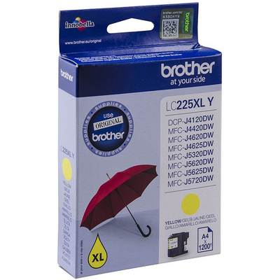 BROTHER LC-225XLY  Default image
