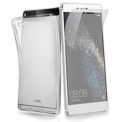 SBS ACCESSORI TELEFONICI TEAEROHUP8LT Cover Aero in TPU per Huawei P8 Lite  Default image