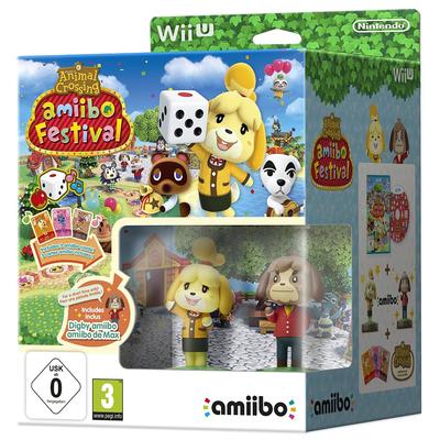 NINTENDO Animal Crossing: Amiibo Festival bundle  Default image
