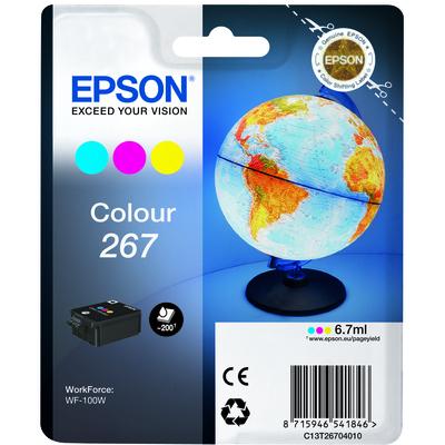 EPSON 267 Globe  Default image