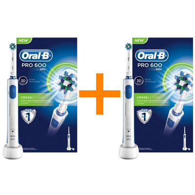ORAL-B PC600BIPACCO  Default image
