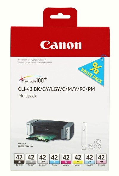 CANON CLI-42 FULL-8INKS MULTI P  Default image