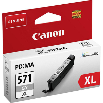CANON CLI-571 GY XL  Default image