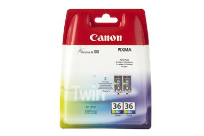 CANON CLI-36 TWINPACK  Default image
