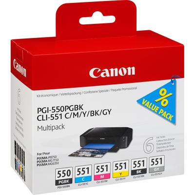 CANON PGI-550/CLI-551  Default image